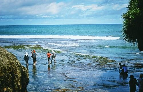 Permalink to Sundak Beach Yogyakarta