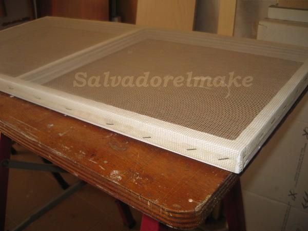 Bricolaje y modelismo mosquitera de madera for Bricolaje en madera gratis