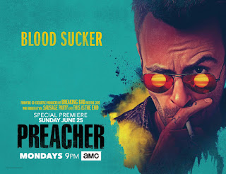 Preacher Season 2 Poster Joseph Gilgun