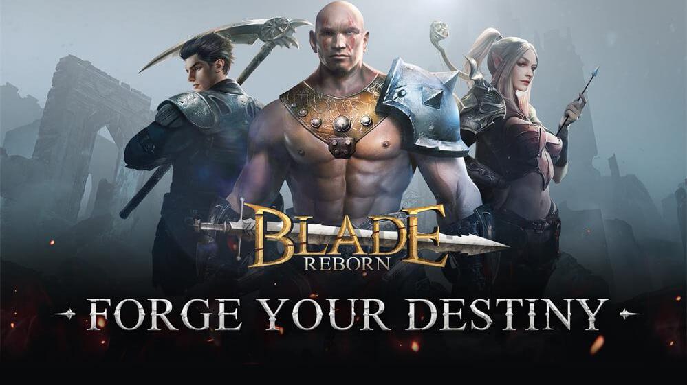 Blade Reborn - Forge Your Destiny, Game Baru Yang Wajib Kamu Mainkan