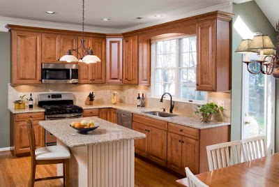 remodel a small kitchen