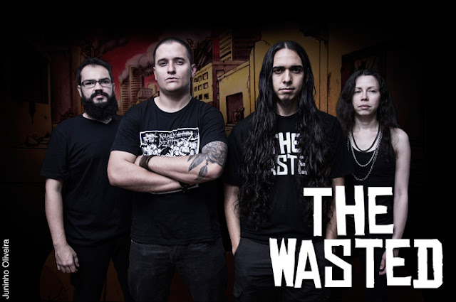 The Wasted: celebrando 10 anos do Restos de Aborto em Cerquilho/SP