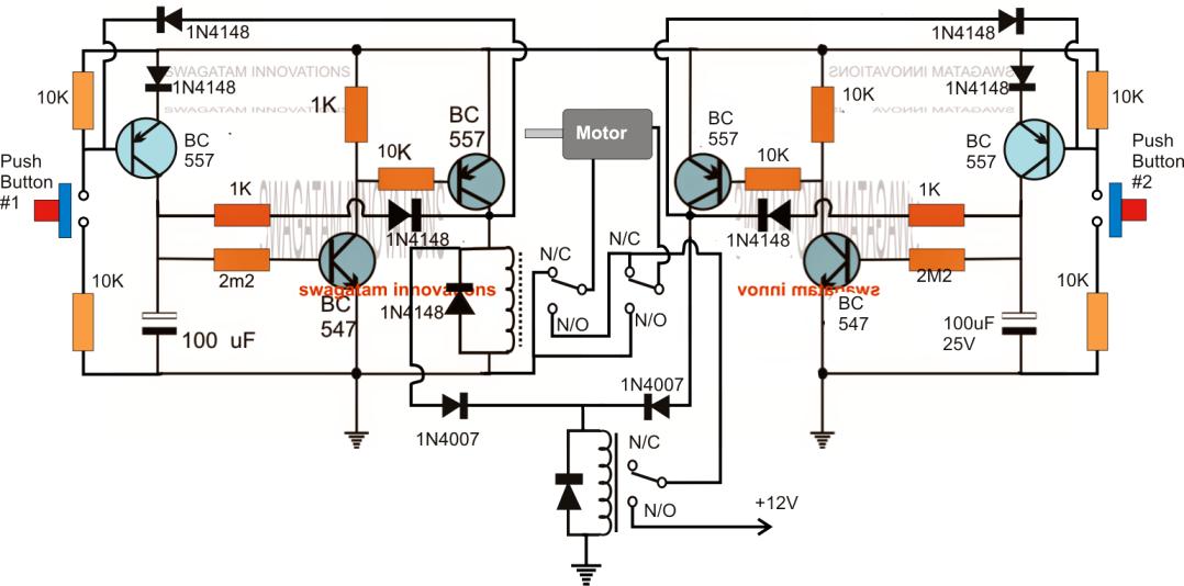 Bc547 Transistor Switch Circuit 28 Images 6 Leds | Jzgreentown.com