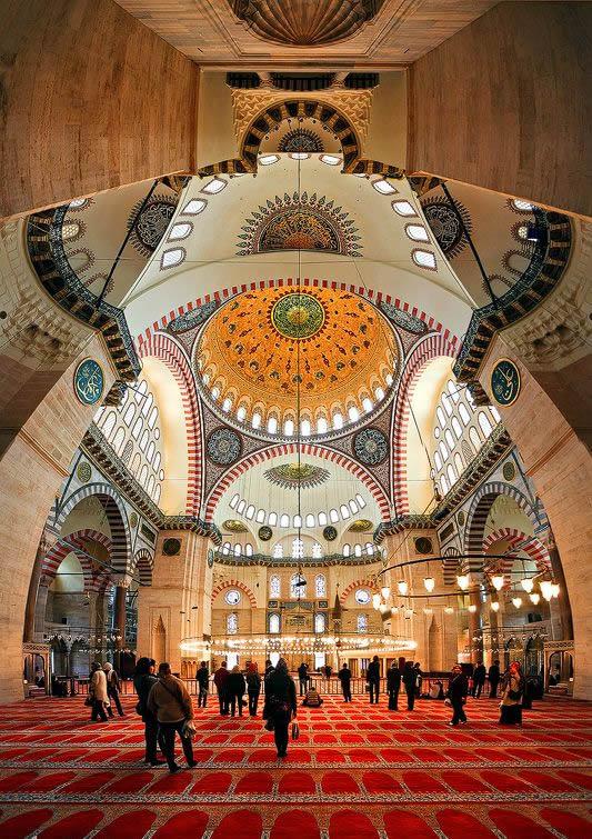Incubator - Istanbul, Sueleymaniye Mosque