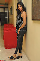 Akshida in Black Tank Top at Kalamandir Foundation 7th anniversary Celebrations ~  Actress Galleries 043.JPG