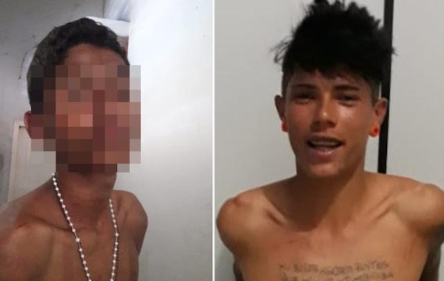 MP pede prisão preventiva e internação provisória dos jovens acusados de matar garoto no Caiana...