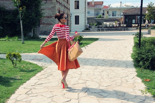 French Riviera inspired outfit ideas