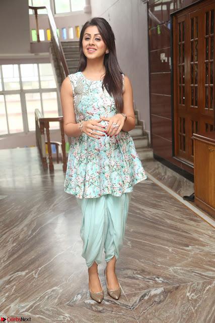 Nikki Galrani at Prema leela pelli gola trailer Launch ~  Exclusive 006.JPG