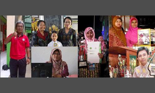 Guru Honorer Berprestasi di Indonesia