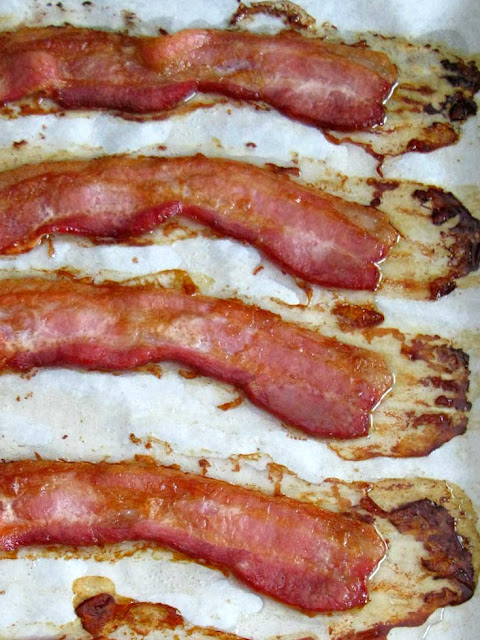 Perfectly Baked Bacon