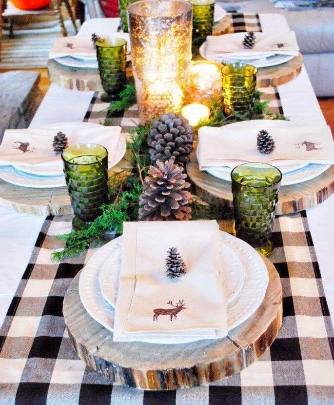 ciao! newport beach: christmas table inspiration