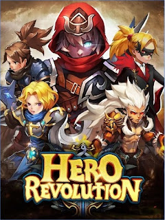 Game Hero Revolution 3D App