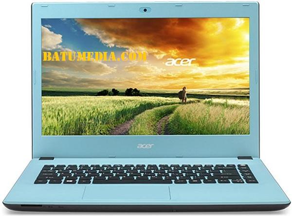 ACER Office Laptop ASPIRE E5-473-31HH - Blue : Batumedia.com