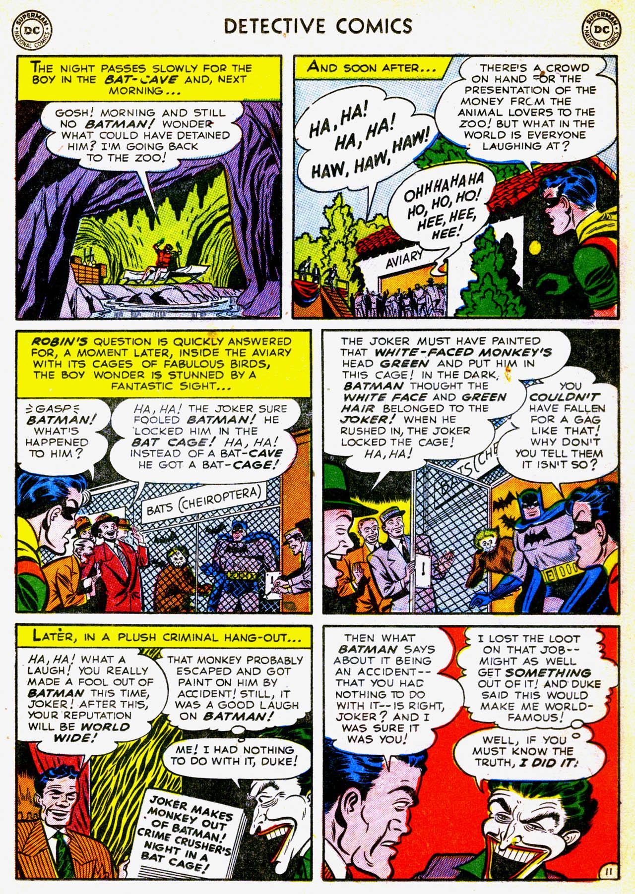 Detective Comics (1937) 180 Page 13
