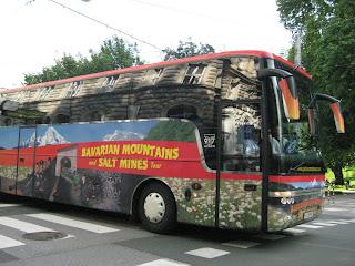 Panorama coach