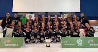 HOCKEY HIELO - Copa de la Reina 2019: 50ª victoria seguida para el SAD Majadahonda que vale por una 9ª Copa