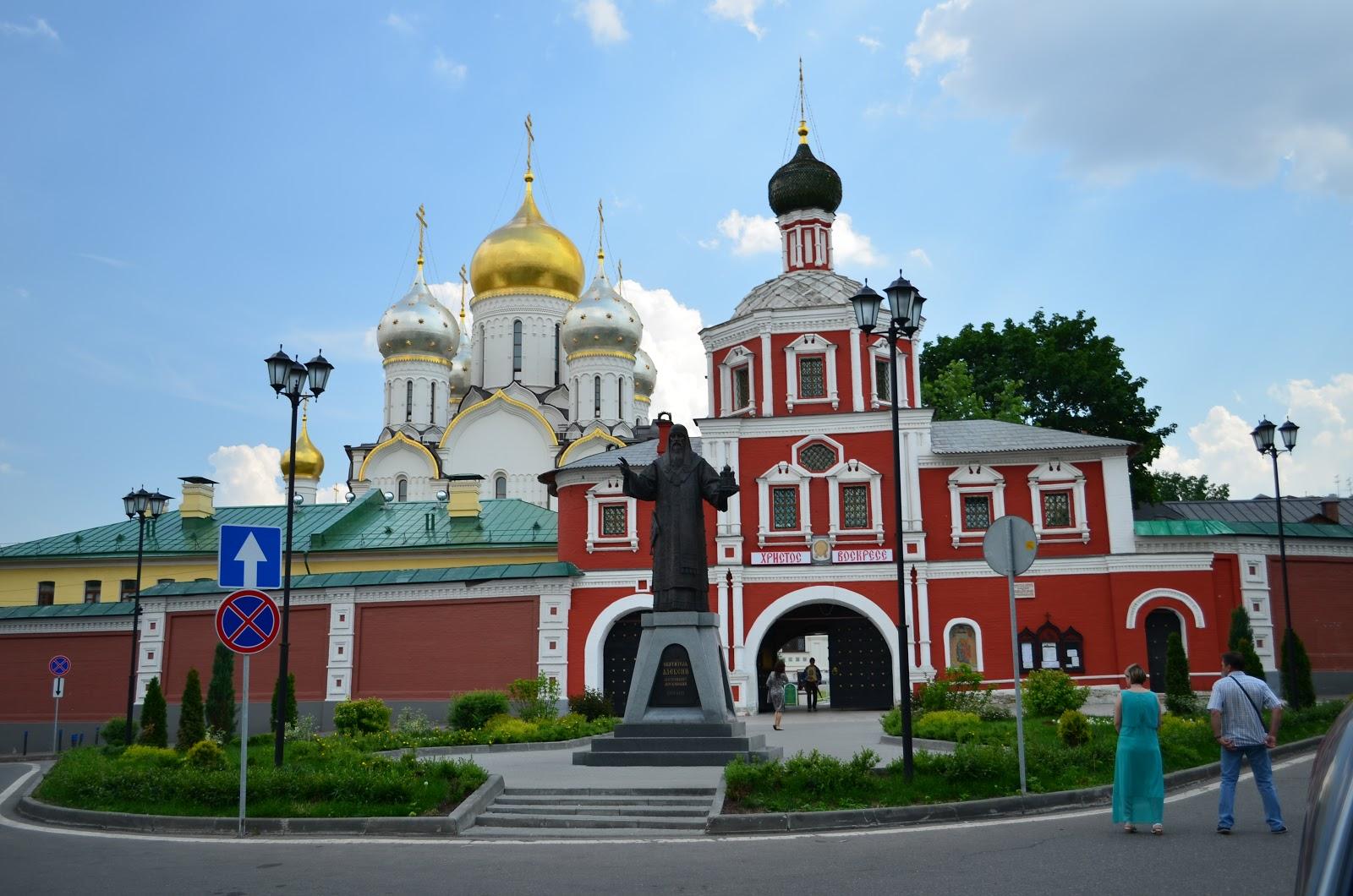 Zachatievsky monastery. Zachatievsky Stavropegic Convent: how to get there 69