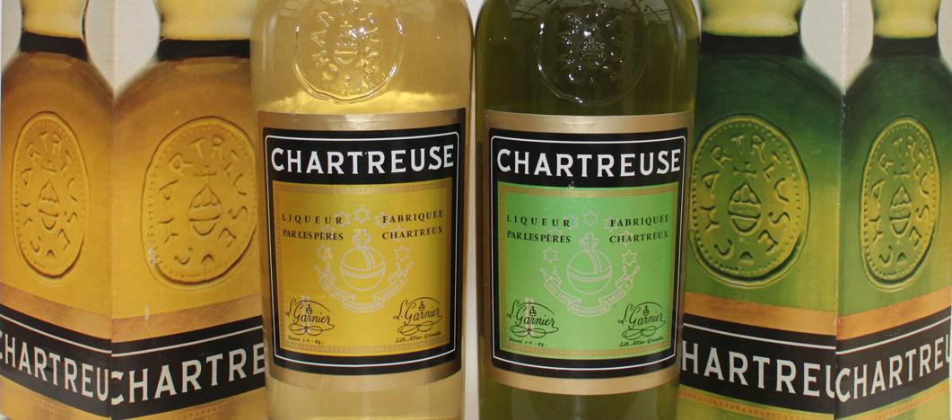 de la chartreuse: Chartreuse, une couleur