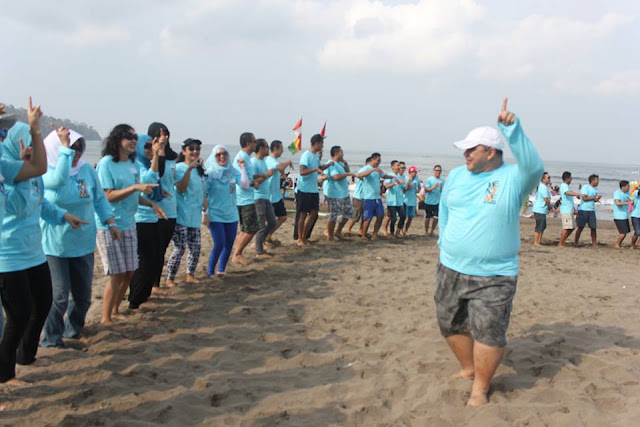 Outbound Character Building - Zona Adventure - Outbound Lembang - Outbound Bandung