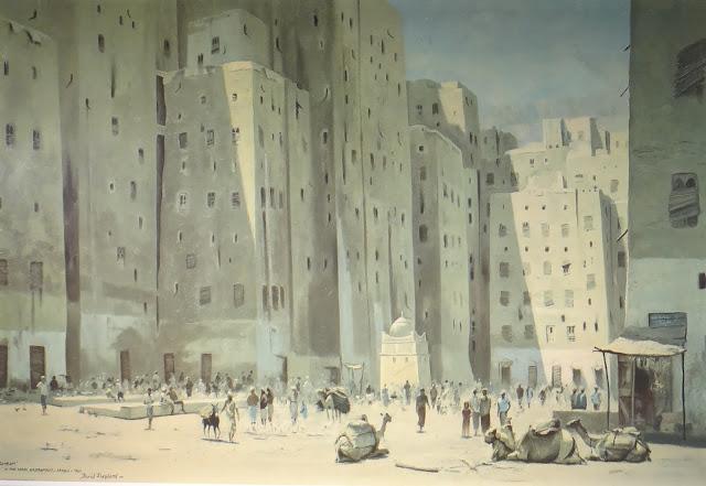 العالم - مدينة شبام في اليمن : أرض أقدم ناطحات السحاب في العالم Davidshepherd-shibam-large