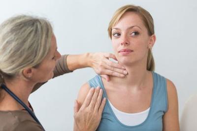 thyroid in women-symptoms