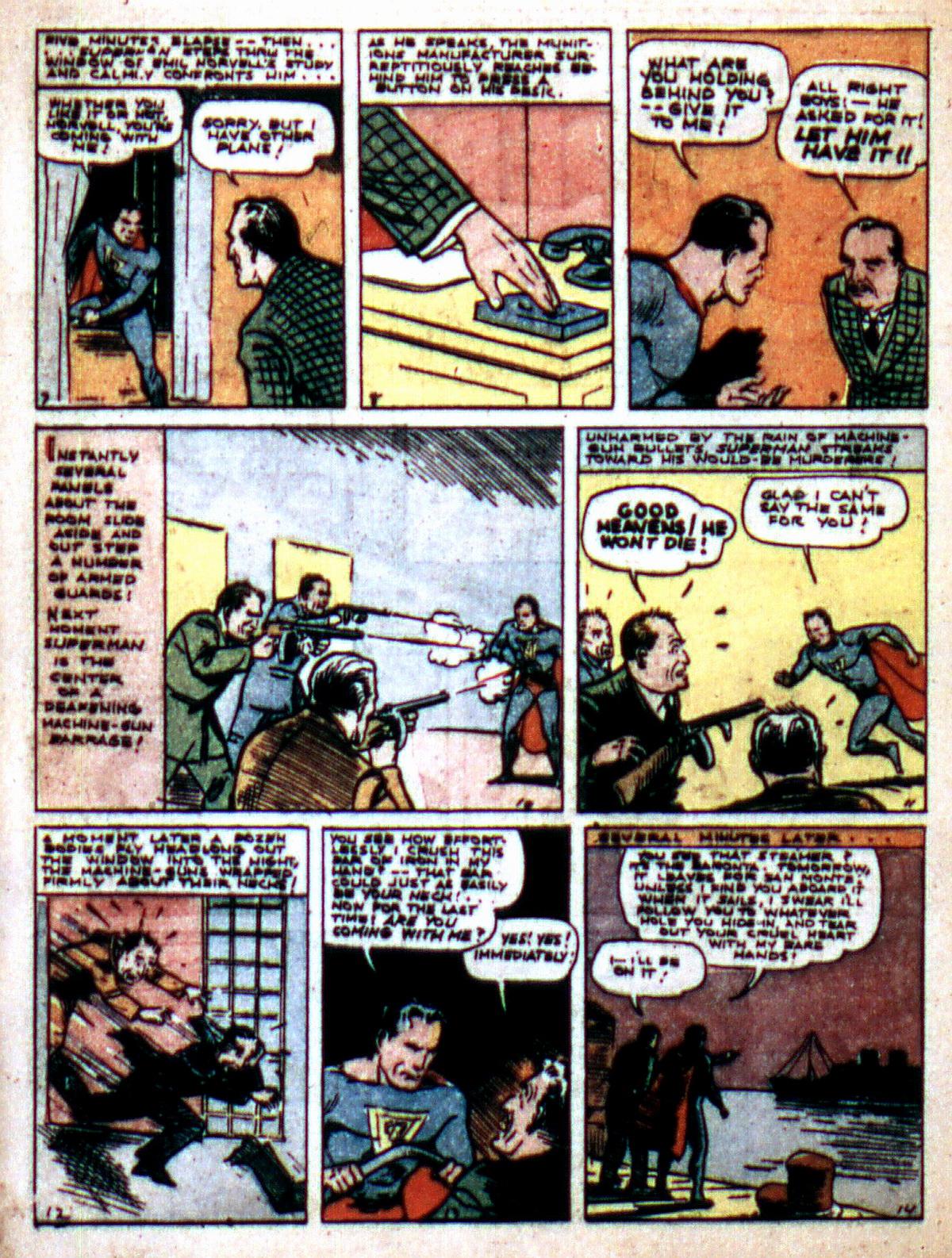 Action Comics (1938) 2 Page 3