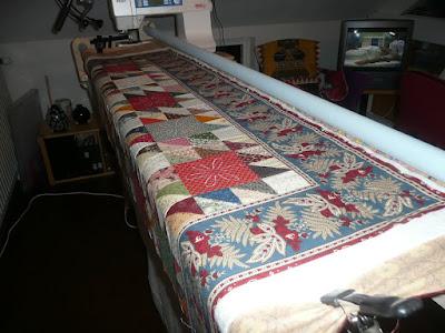 Naaimachine Voor Quilten.Mijn Quilt Avontuur Te Koop Quiltframe Voor Je Naaimachine