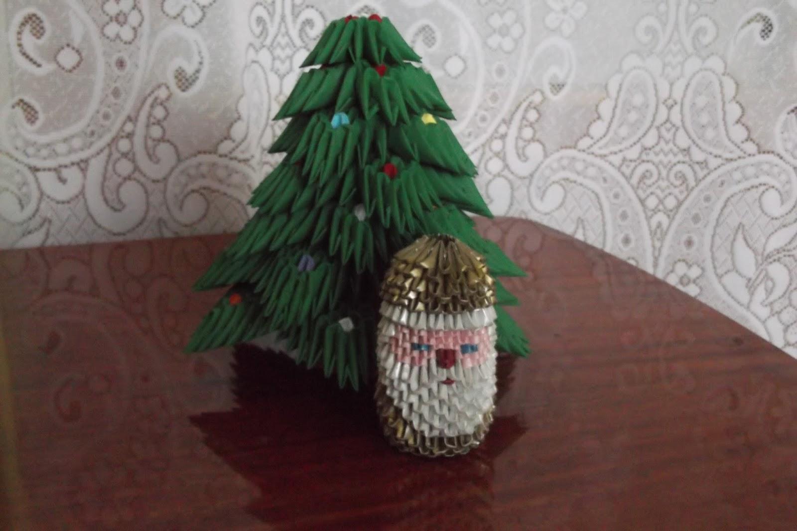 Christmas Craft Models