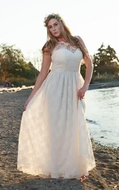Cheap And Awesome Casual Plus Size Beach Wedding Dresses
