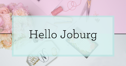 Hello Joburg: Consulting Sessions