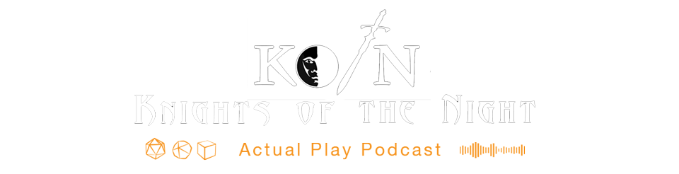 KOTN Actual Play Podcast