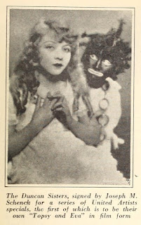 Rosetta Duncan Vivian Duncan In Blackface