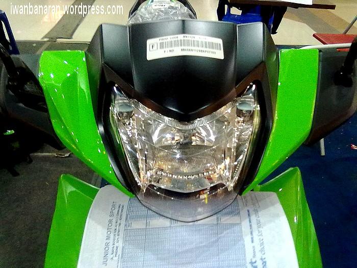 IndoGarage: 2011 Kawasaki Edge Racing Edition