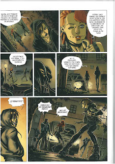 """Reseña de """"Millenium Saga: #1 Las almas frías"""" de Sylvain Runberg y Belén Ortega [Norma Editorial]"""