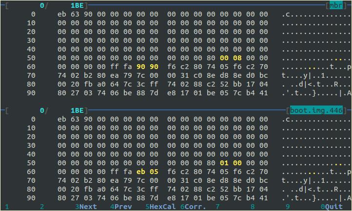 GRUB2 How To (1) : Make Bootstrap Ubuntu USB Stick with debootstrap