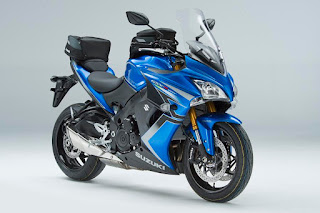Suzuki GSX-S1000FA Tour Edition (2016) Front Side