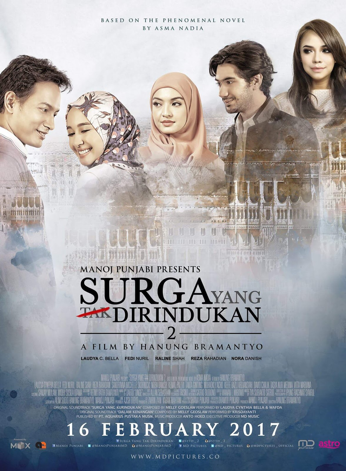 Download Film Surga Yang Tak Dirindukan 2 : download, surga, dirindukan, SURGA, DIRINDUKAN, MOVIES
