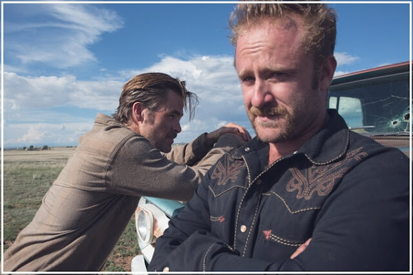 [review]《非正常械劫案》Hell or High Water 2016