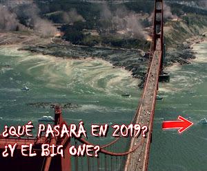 ¿Cuántos grandes terremotos habrá en el mundo en 2019?