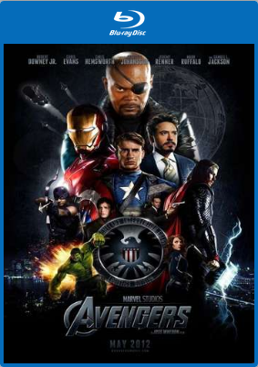 The Avengers 2012 Hindi Dual Audio 600MB BRRip 720p