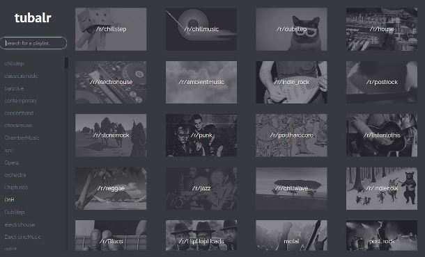 Scaricare intere Playlist musicali per ogni genere e gusto musicale online