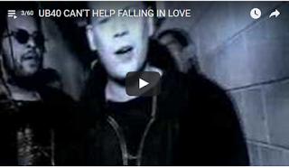 imagen UB40 CAN'T HELP FALLING IN LOVE