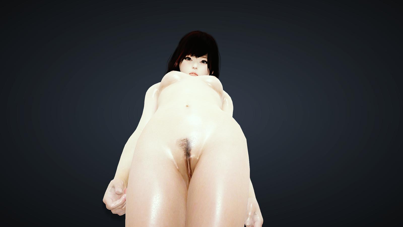 Video Game Nude Gallery Black Desert Tamer Nude-3483