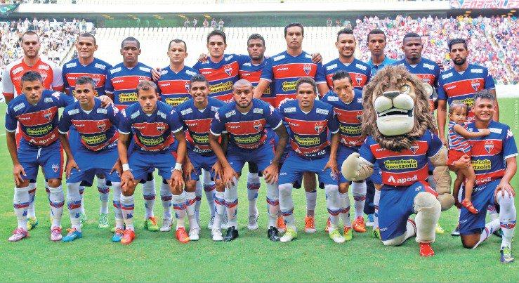 Fortaleza Esporte Clube - 100 Anos 2015  Quem usa essas camisas tricolores  sabe que não há opção de desistir 88550fd6ceba1