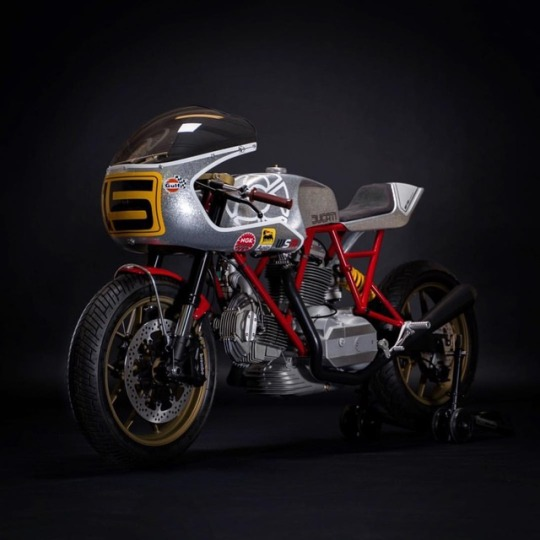 Ducati Bevel by Walt Siegl