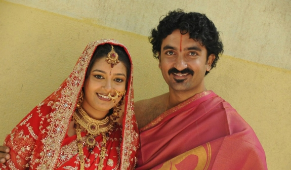 Tamil Kannada Actress Chaya Singh Married Krishna Tamil TV