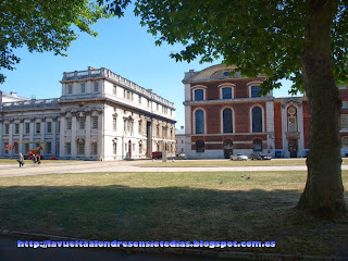 Edificios del National Maritime Museum