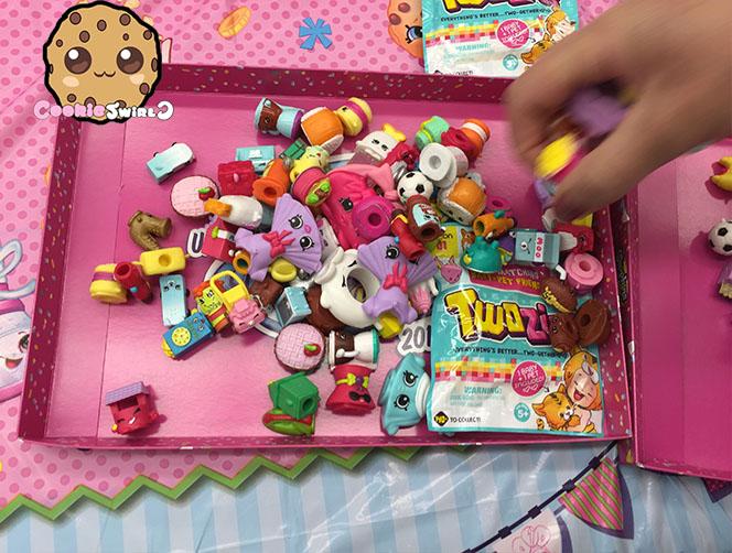 Shopkins Swapkins Party Fun Cookieswirlc