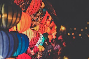 Colored Lanterns