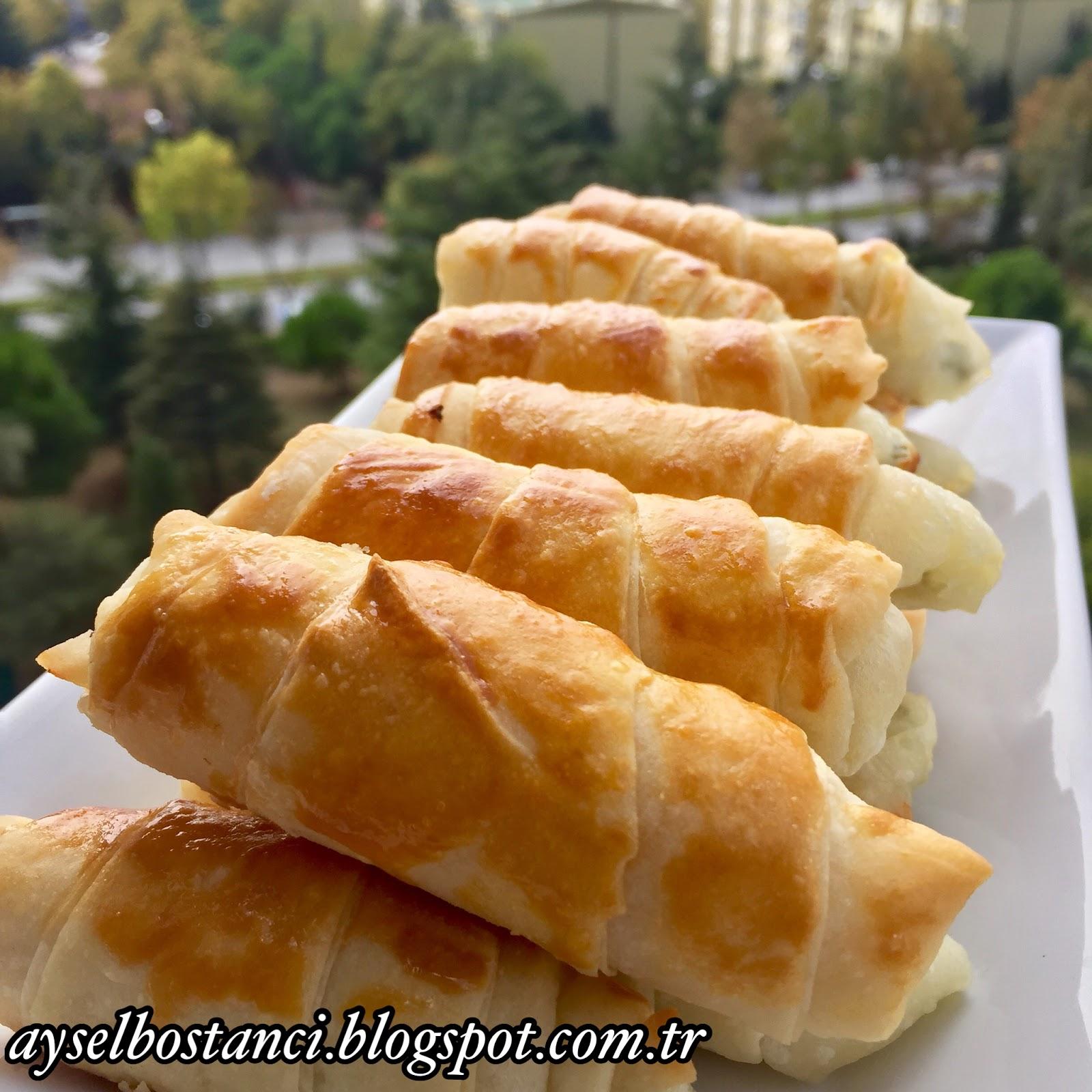 Nişastalı Patatesli Çıtır Börek (El Açması)